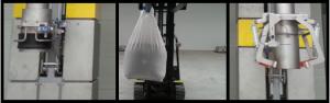 napełnianie big-bag