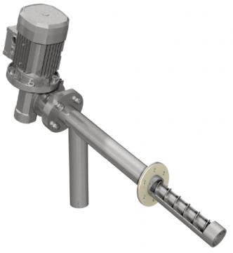 PS-01 screw sampler